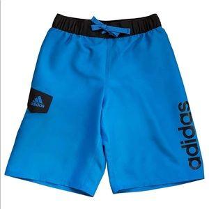 Boys Adidas swim shorts